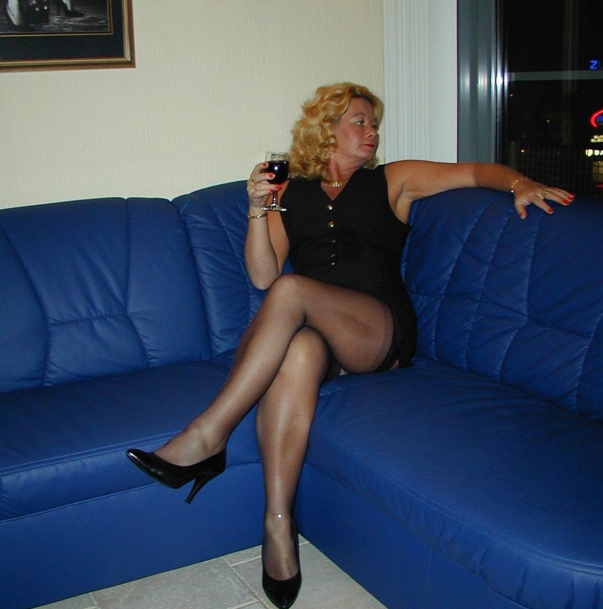 Erotikanzeigen von reifen Frauen
